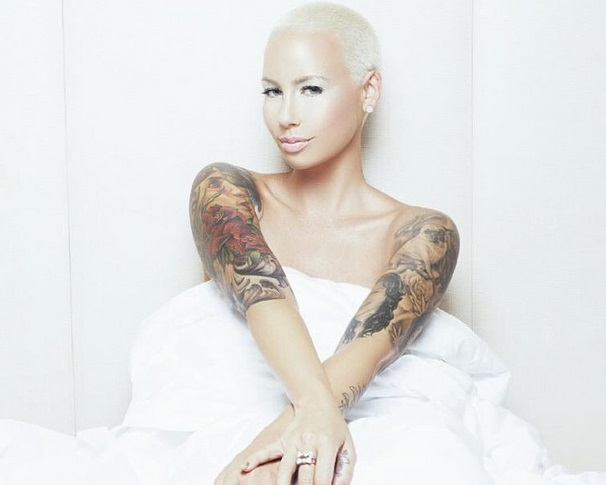 Amber Rose Single feat